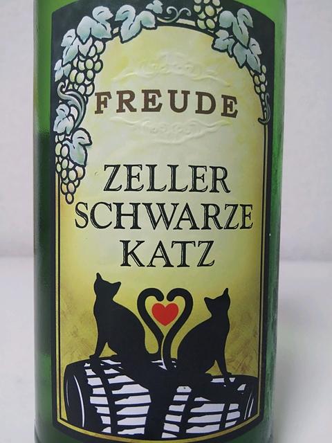 Freude Zeller Schwarze Katz Q.b.A.(フロイデ ツェラー・シュヴァルツェ・カッツ クー・ベー・アー)