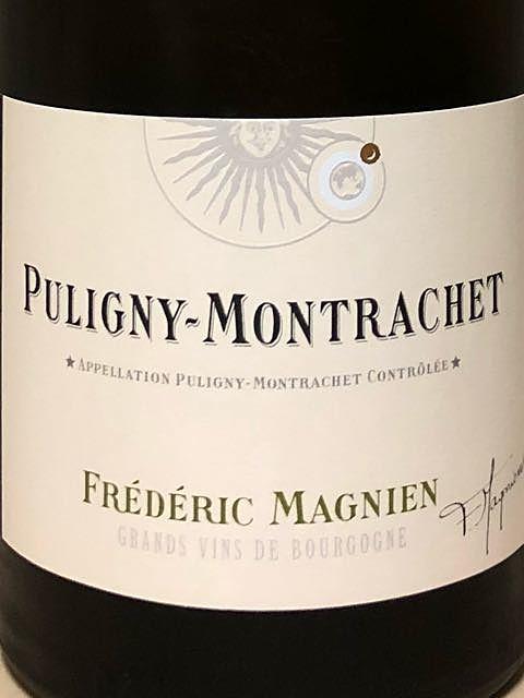 Frédéric Magnien Puligny Montrachet