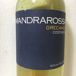 Mandrarossa Grecanico Costadune