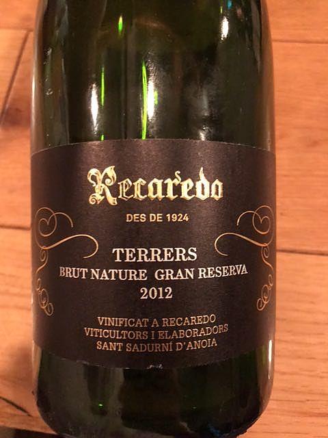 Recaredo Terrers 2012(レカレド テレルス)
