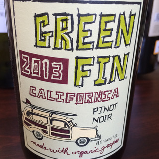 Green Fin Pinot Noir(グリーン・フィン ピノ・ノワール)