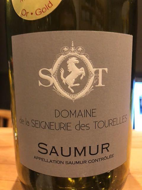 Dom. de la Seigneurie des Tourelles Saumur Blanc