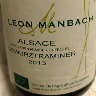 Leon Manbach Gewürztraminer