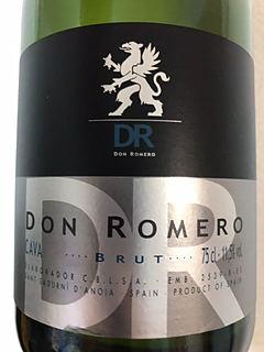 Don Romero Cava Brut(ドン・ロメロ カヴァ ブリュット)