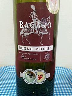 Bacaro Rosso Molise Riserva(バカロ ロッソ・モリーゼ リゼルヴァ)