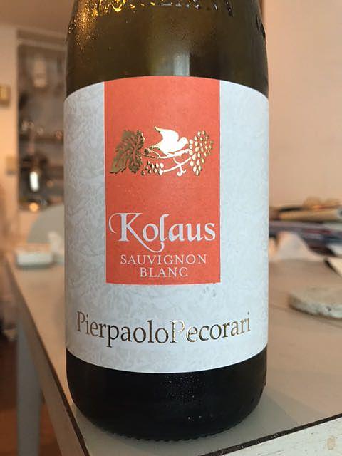 Pierpaolo Pecorari Kolaus(ピエールパオロ・ペコラーリ コラウス)