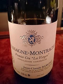 Jean Claude Ramonet Chassagne Montrachet 1er Cru Les Vergers(ジャン・クロード・ラモネ シャサーニュ・モンラッシェ プルミエ・クリュ レ・ヴェルジェ)