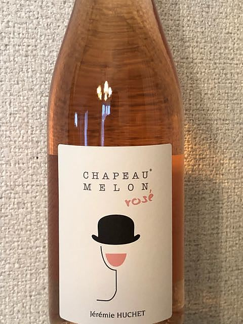 Jérémie Huchet Chapeau Melon Rosé