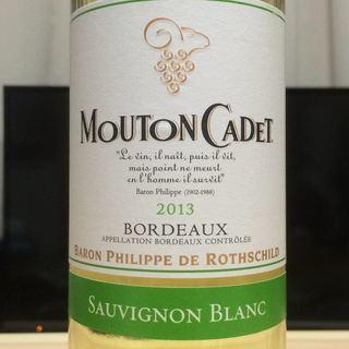 Mouton Cadet Bordeaux Sauvignon Blanc
