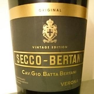 Secco Bertani Original Vintage Edition