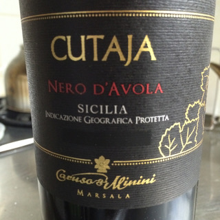 Caruso & Minini Cutaja Nero d'Avola