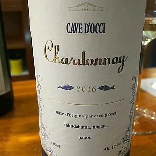 Cave d'Occi Chardonnay(カーブ・ドッチ シャルドネ)