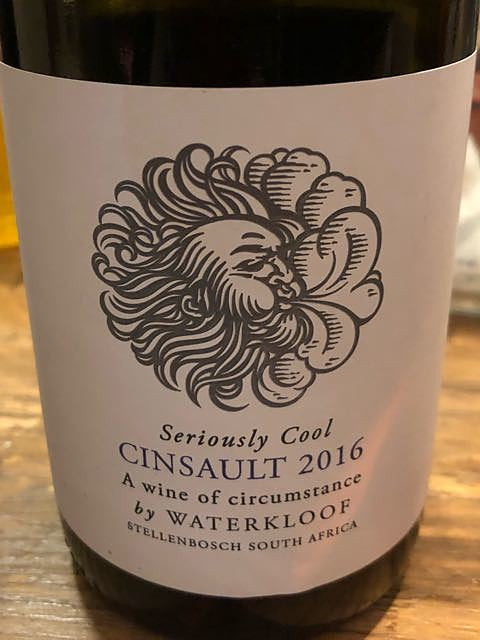 Seriously Cool Cinsault by Waterkloof