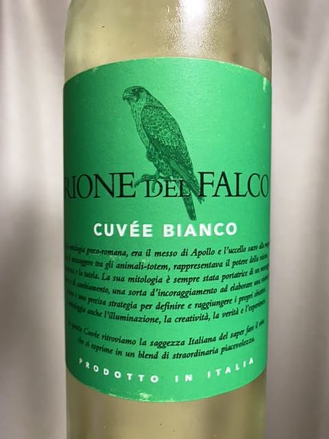 Rione del Falco Bianco(リオーネ・デル・ファルコ ビアンコ)