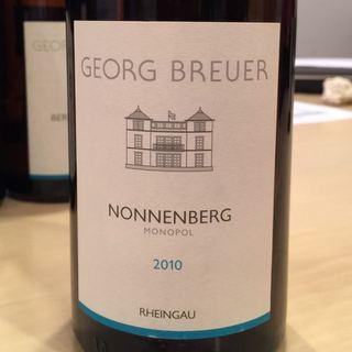 Georg Breuer Nonnenberg Monopole
