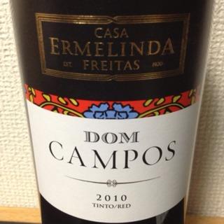 Casa Ermelinda Freitas Dom Campos Tinto