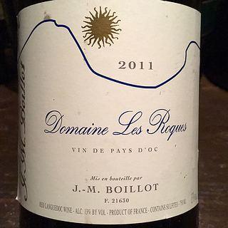 J. M. Boillot Dom. les Roques Rouge
