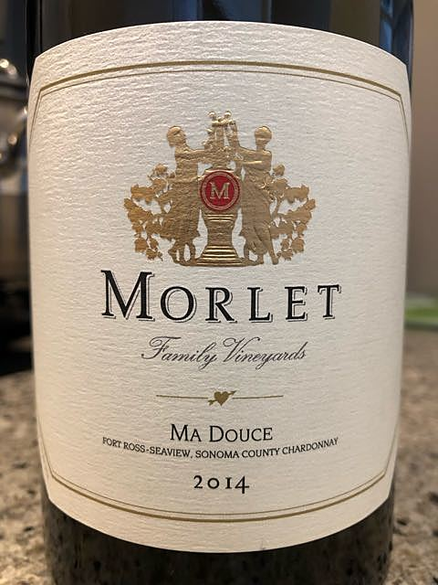 Morlet Ma Douce