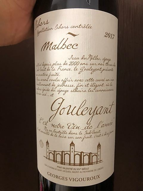 Gouleyant Cahors Malbec