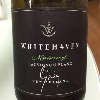 Whitehaven Greg Reserve Sauvignon Blanc