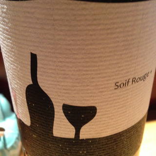 Hitomi Winery Soif Rouge+ 赤