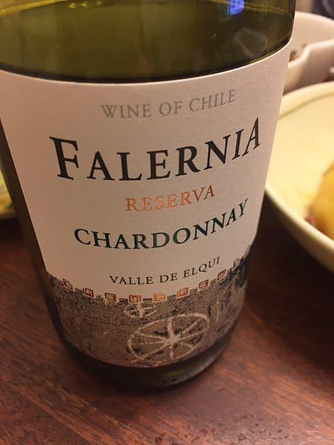Falernia Chardonnay Reserva