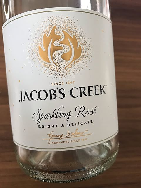 Jacob's Creek Sparkling Rosé