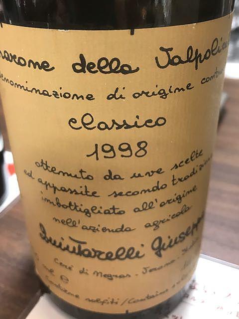 Giuseppe Quintarelli Amarone della Valpolicella Classico Superiore