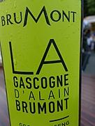 ドメーヌ・アラン・ブリュモン ガスコーニュ ブラン