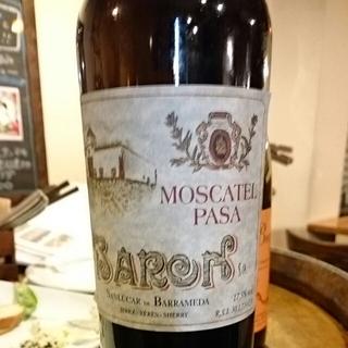 Barón Moscatel Pasa