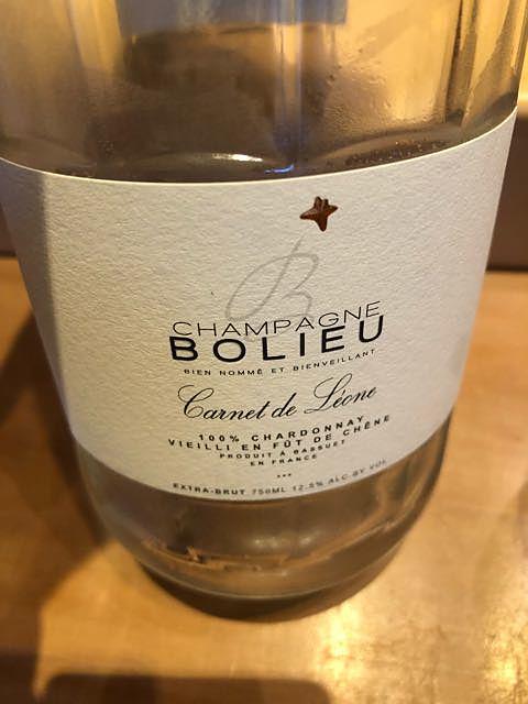 Bolieu Carnet de Léone(ボリウー カルネ・ド・レオネ)
