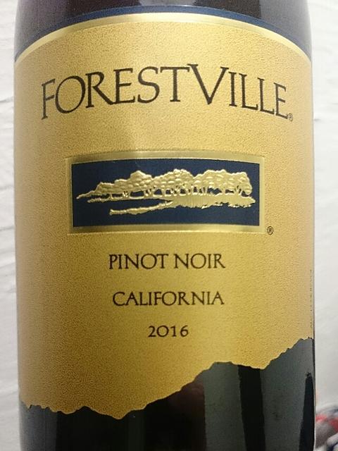 Forest Ville Pinot Noir
