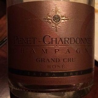 Penet Chardonnet Grand Cru Extra Brut Réserve Rosé