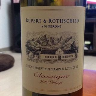 Rupert & Rothschild Classique 2010