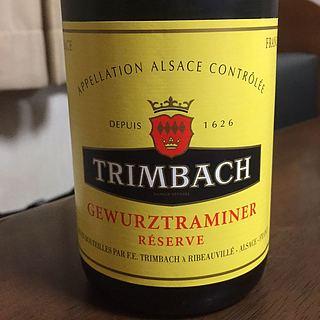 Trimbach Gewürztraminer Réserve