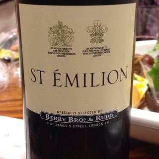 Selected By Berry Bros. & Rudd St. Emilion