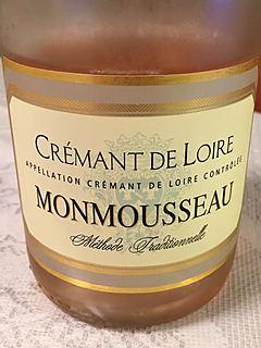 Monmousseau Crémant de Loire Rosé