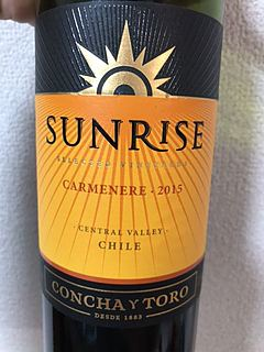 Sunrise Carmenere