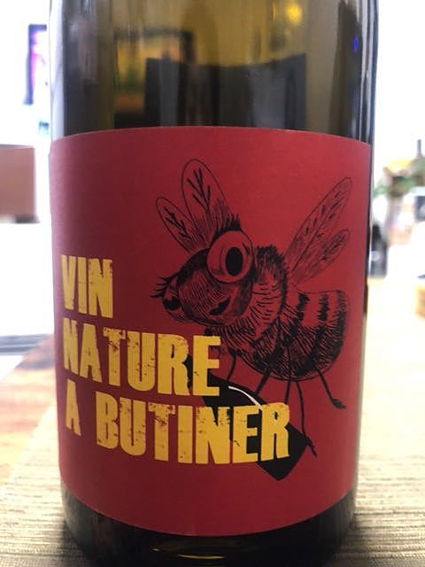 Vin Nature à Butiner(ヴァン・ナチュール・ア・ブティナー)