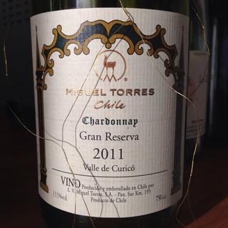 Miguel Torres Gran Reserva Chardonnay
