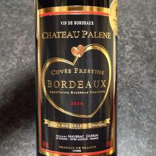 Ch. Palene Cuvée Prestige Red