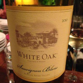 White Oak Russian River Valley Sauvignon Blanc