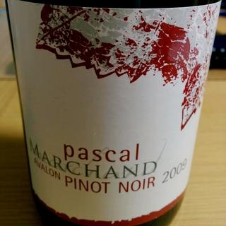 Pascal Marchand Avalon Pinot Noir