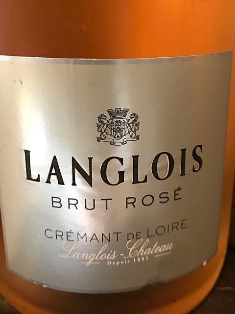 Langlois Crémant de Loire Brut Rosé