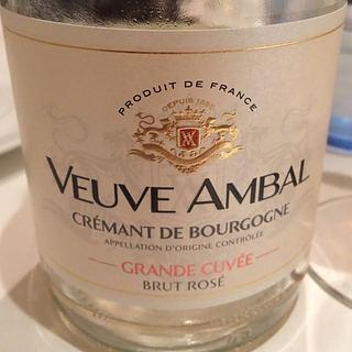 Veuve Ambal Crémant de Bourgogne Rosé