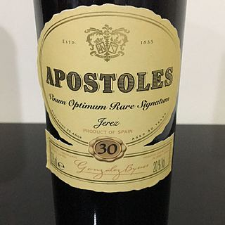 Apóstoles Sherry Medium 30 Years Old