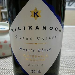 Kilikanoon Mort's Block Watervale Riesling
