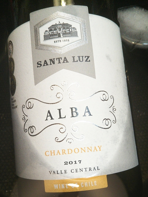 Santa Luz Alba Chardonnay
