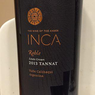 Inca Roble Tannat(インカ ロブレ タナ)