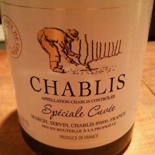 Marcel Servin Chablis Special Cuvée